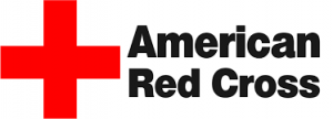 American Red Cross logo.