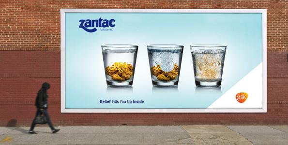 Zantac advertisement